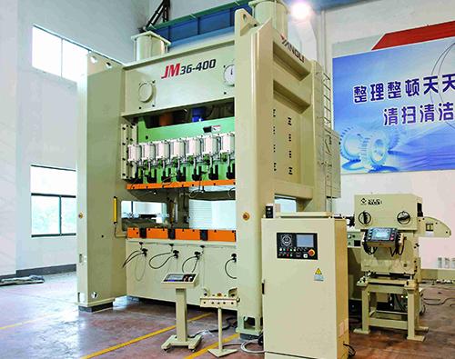 JM36/JMD36系列龙门型双点高性能87彩店ios(标准型、定制型)