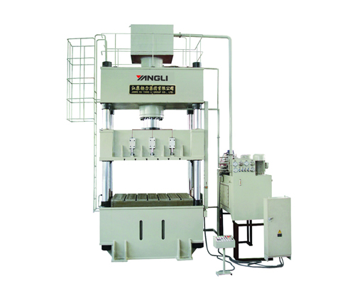 YL27系列四柱单动薄板拉伸(冲压)液压机
