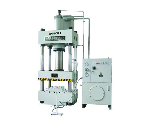 YL32G系列四柱液壓機