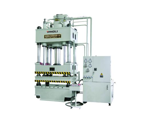 YL28系列四柱雙動薄板拉伸液壓機