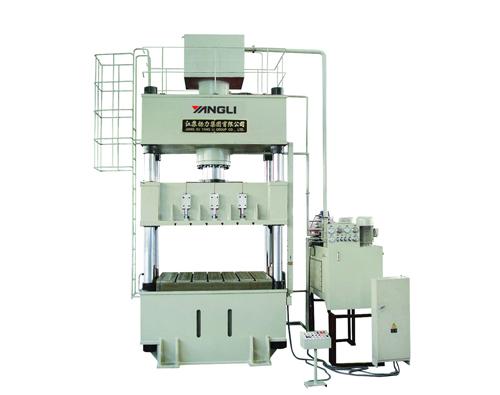 YL27G系列四柱单动薄板拉伸(冲压)液压机