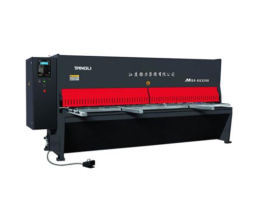 MS8系列数控闸式剪板机