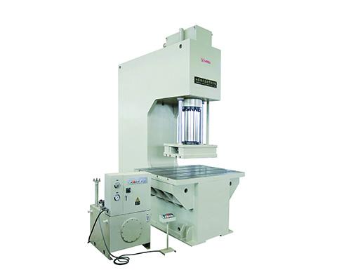 YL41系列单柱校正压装液压机