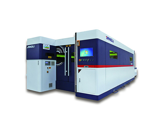 GL系列数控光纤激光切割机