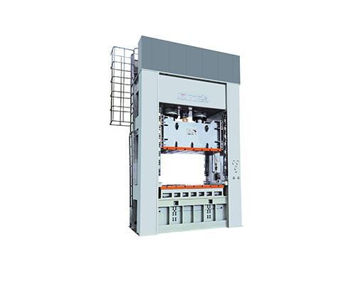 YGM34K系列伺服门式薄板拉伸液压机