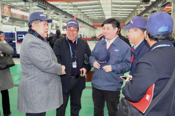 """聚焦""""116工程""""盛会!中国工业新闻网重点报道扬力创新成果发布!"""